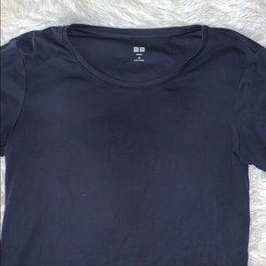 XS Blue Shirt by Uniqlo
